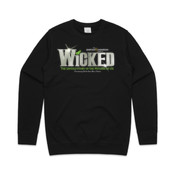 Wicked 2021 Men's crew sweatshirt